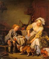 http://commons.wikimedia.org/wiki/File:Greuze,_Jean-Baptiste_-_The_Spoiled_Child_-_low_res.jpg