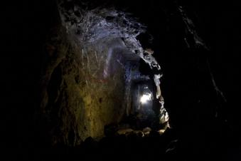 Mt Douglas Cave   White Light By Reflective Sentinal D3hzrpq