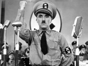 Charlie Chaplin Dictator